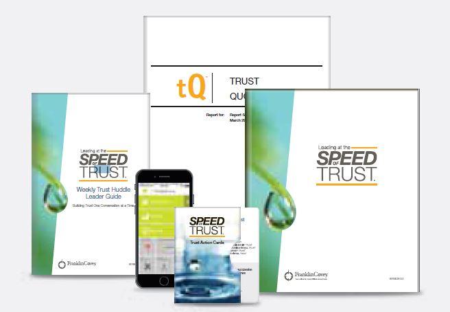 Speed of Trust_book