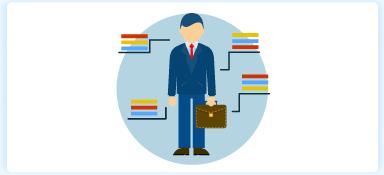Memudahkan proses pengelolaan layanan administrasi karyawan yang mencakup cuti, perjalanan dinas, klaim