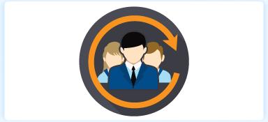 Memudahkan proses penggajian serta pemberian benefit karyawan