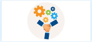 Sistem yang membuat proses-proses pengelolaan HC lebih mudah bagi karyawan dan organisasi